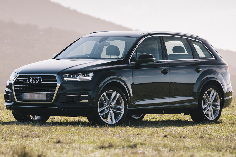 International Armored Group Audi Q - Audi suv