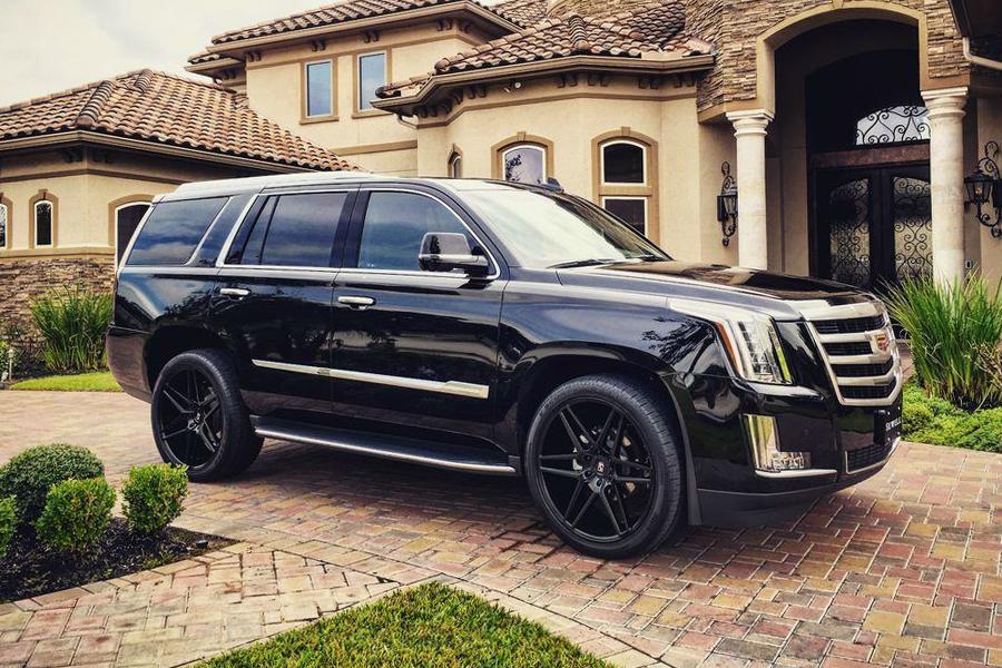 International Armored Group Cadillac Escalade