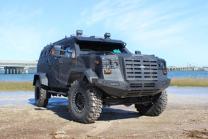 Sentinel Tactical Response Vehicle (TRV)