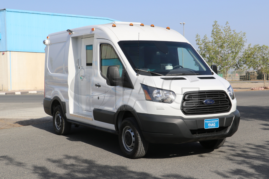 Ford Transit Cit Prev