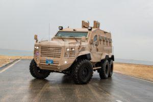 Guardian Xtreme MRAP