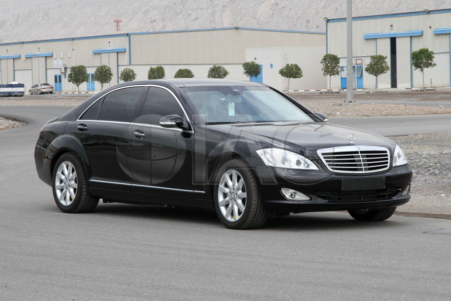 Used armored mercedes s600 autos post for Mercedes benz armored