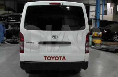 International Armored Group - Toyota Hiace Passenger Van