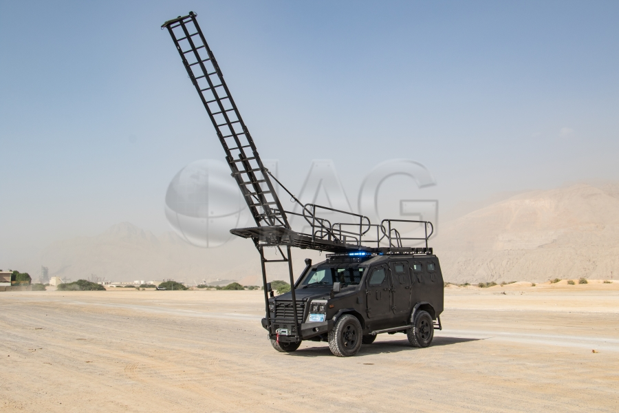 International Armored Group Jaws Apc Tactical Ladder System