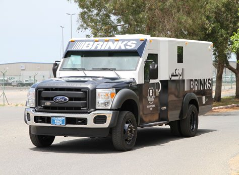 Cash In Transit Vehicles