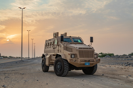 Armored Personnel Carriers & MRAPs