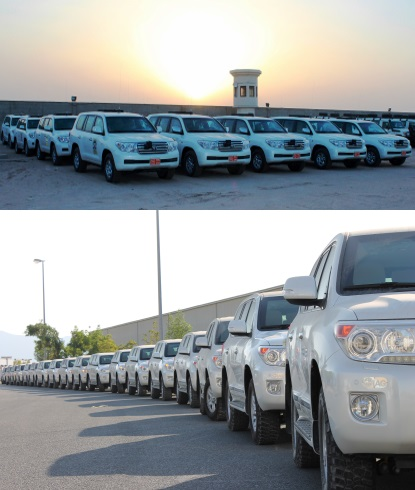 B6 TLC fleet