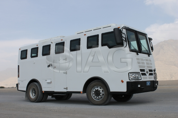 International Armored Group Armored Buses And Vans