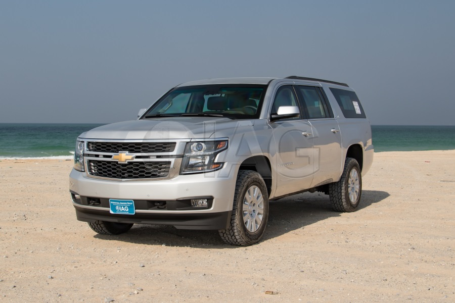 International Armored Group - Chevrolet Suburban