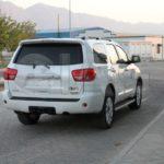 Toyota Sequoia NIJ III