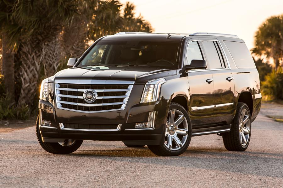 International Armored Group - Cadillac Escalade