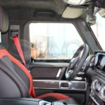 G63 amg driver seat