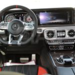 MB G63 AMG Driver side Interior