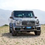 MB G63 AMG front grill
