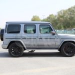 MB G63 AMG side view