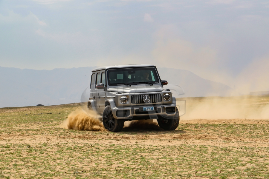 MB G63 AMG armored