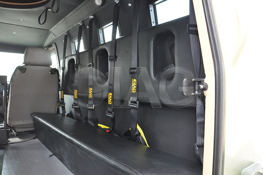 sentry apc personnel seating