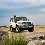 Toyota Land Cruiser 76 series LX10