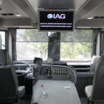 armadillo bus surveillance system