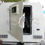toyota lc 79 CIT b body block glass