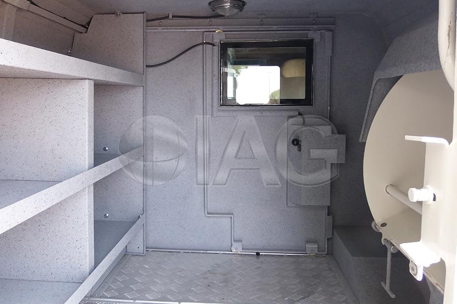 toyota lc 79 CIT b body storage