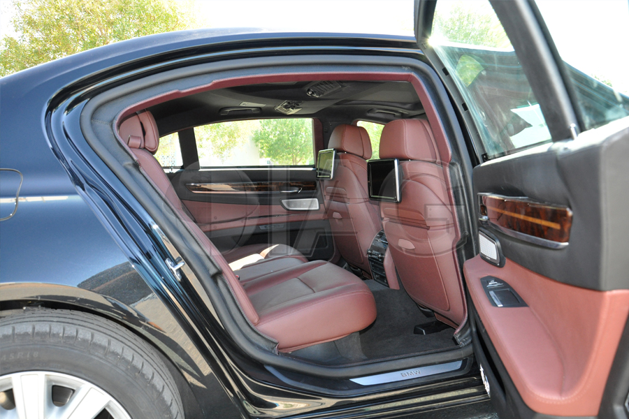 BMW 7 Series Armored Luxury OEM Interior