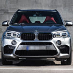 BMW X5 front view