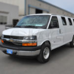 armored chevrolet express fuel conversion
