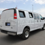armored chevrolet ballistic protection