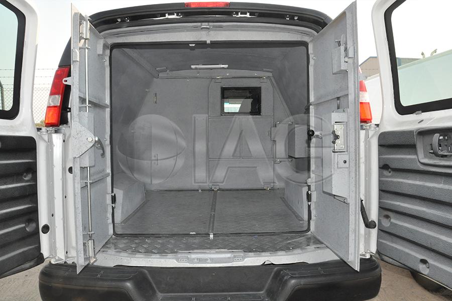 chevrolet express CIT cargo