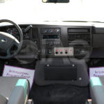 chevrolet express CIT driver space