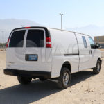 chevrolet express van CIT Locking system