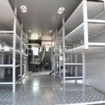 armored EOD rear storage