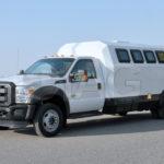 ford f550 passenger bus