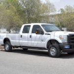 ford f350 troop transport