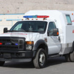 ford f350 armored ambulance