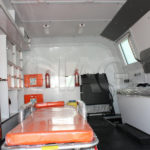 ford f350 ambulance patient area