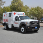ford f550 armored ambulance
