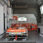 ford f550 ambulance stretcher