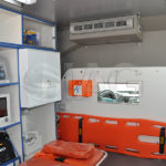 ford f550 ambulance medical equipment