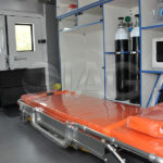 ford f550 ambulance medical area