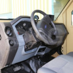 ford f550 CIT driver seating