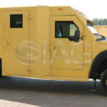ford f550 CIT armored doors