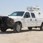 ford f350 patrol truck custom made