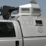ford f350 patrol truck turret