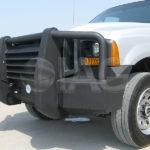 ford f350 patrol truck front grill bull bar