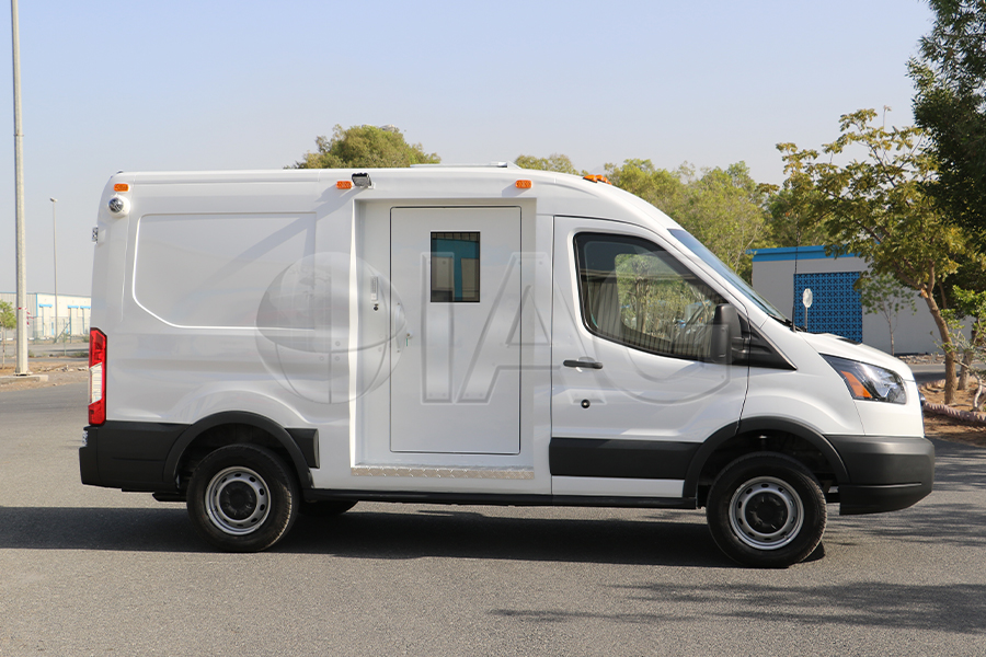 ford transit CIT custom doors