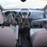 ford transit driver cab