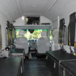ford transit capacity
