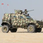 Guardian MAX LPV MRAP turret